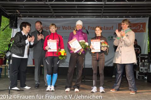 Leipziger Frauenlauf 2012
