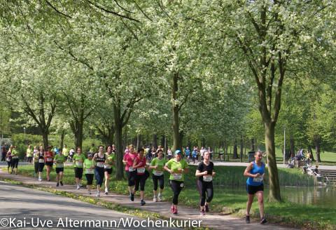 Leipziger Frauenlauf 2013