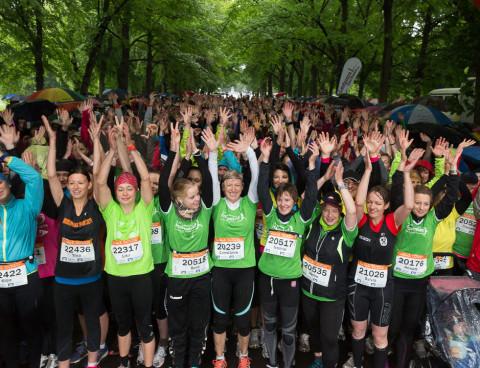 Leipziger Frauenlauf 2014