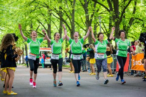 Leipziger Frauenlauf 2015