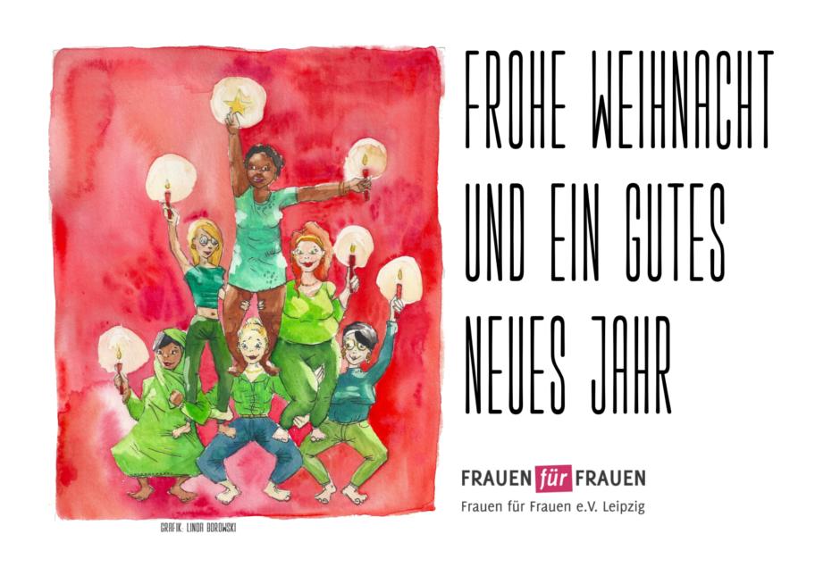 Frohe Weihnachten Liebe.Frohe Weihnachten Leipziger Volksbank Frauenlauf