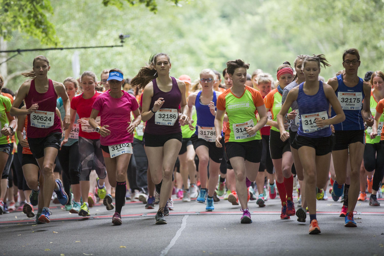 9 Leipziger Frauenlauf 2018 Leipziger Volksbank Frauenlauf